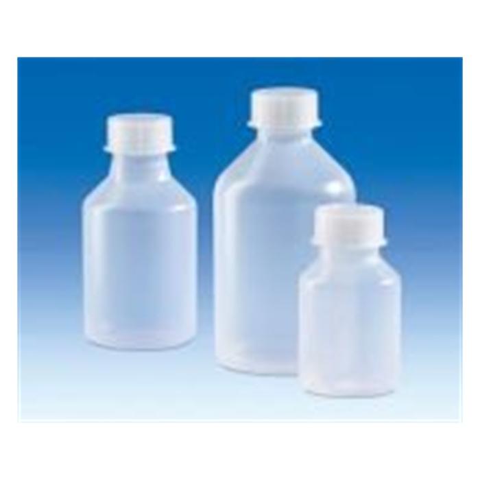 Şişe (Pp) Vidalı Kapaklı Şeffaf Gl 45 250 ml