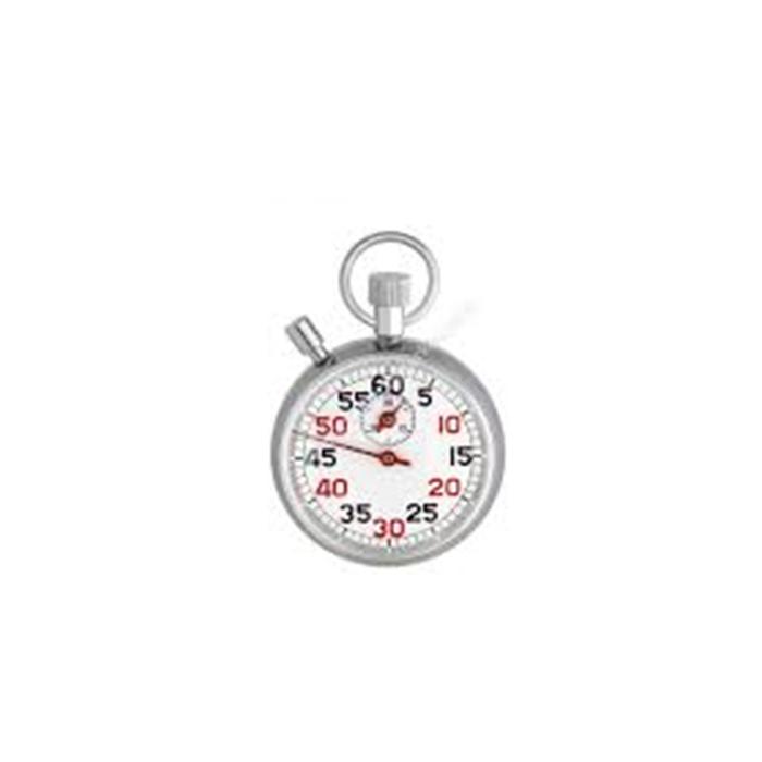 kronometre-electronik-59 dakika / 59 saniye