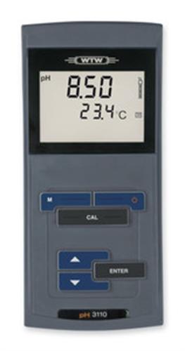 pH 3110 Model Portatif Redoks ORPmetre