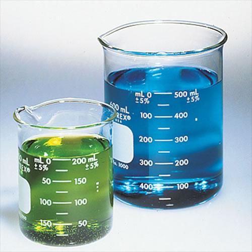 Beher / Kısa Form / Dereceli 25 ml