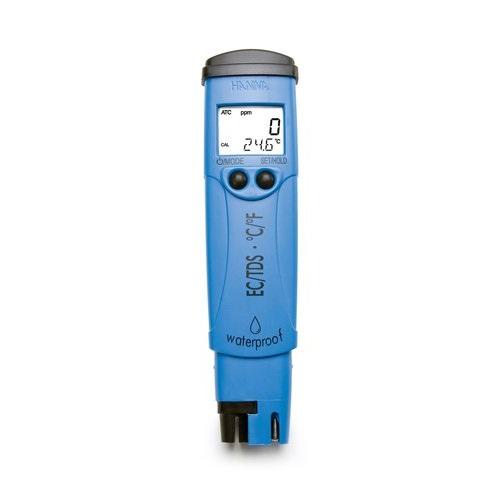 İLETKENLİK OLÇER+Sıcaklık Kalem tipi 0-3999  s/cm