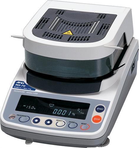 Nem Tayin Cihazı MS 70 Model 71gr 0 0001gr